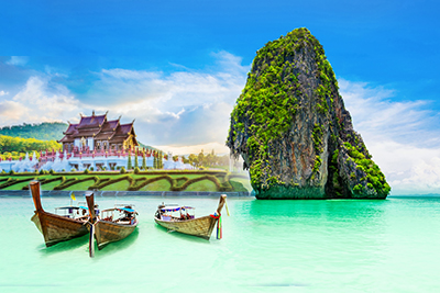 Thailand Weekend Getaway Tour Packages
