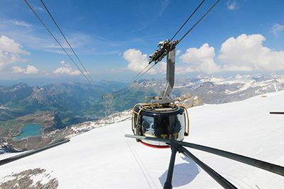 Tops Of Europe With Titlis Tour Packages